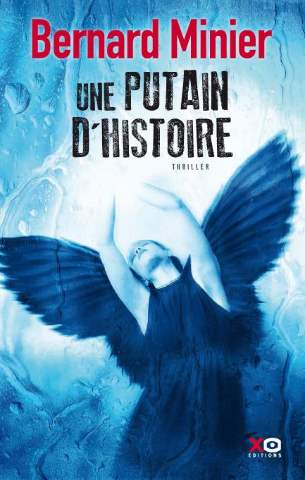 """""""Une putain d'histoire"""" de Bernard Minier. Chroniques de livres et conseils de lecture par MLBA."""