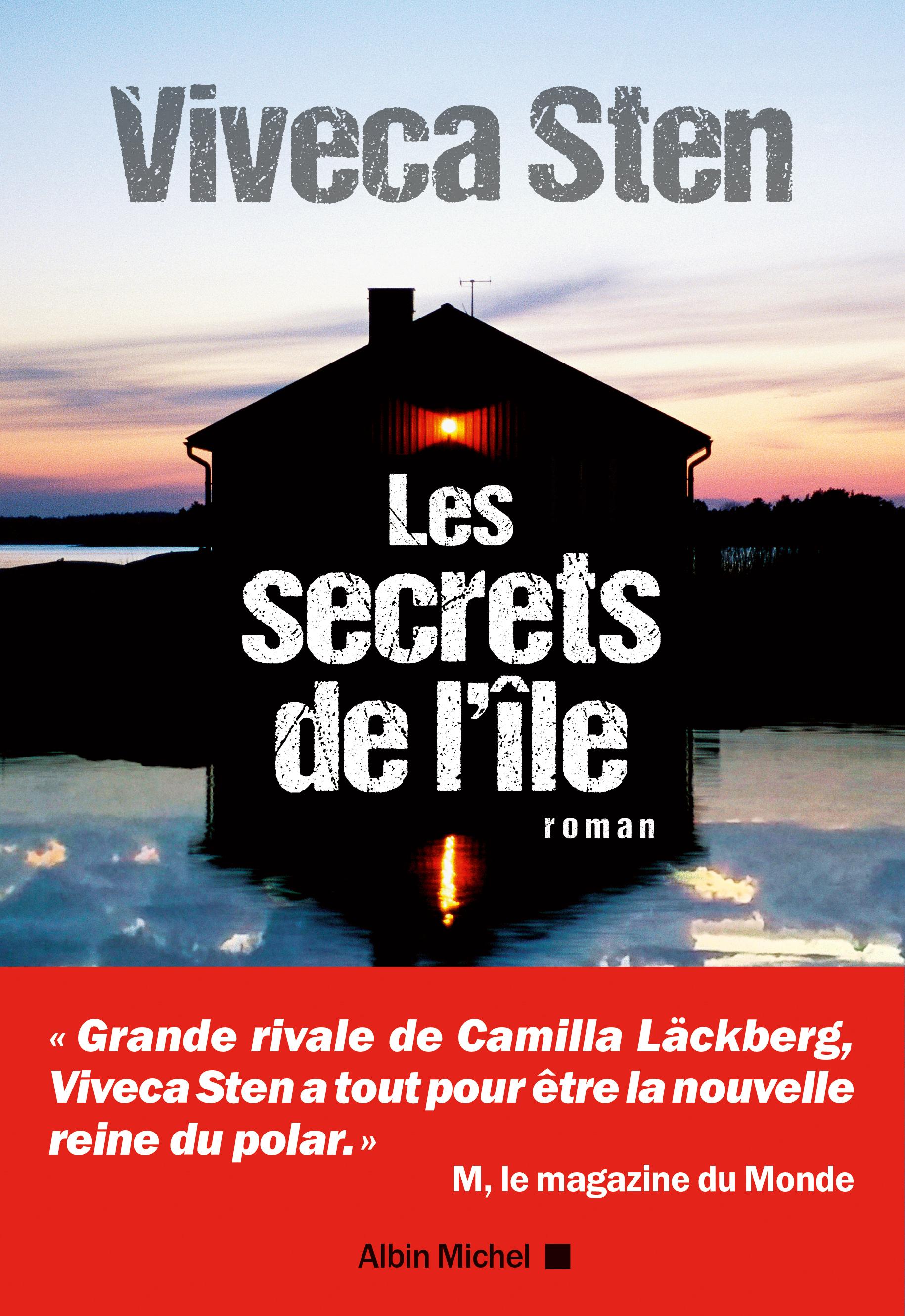 """""""Les secrets de l'île"""" de Viveca Sten. Chroniques de livres et conseils de lecture par MLBA."""