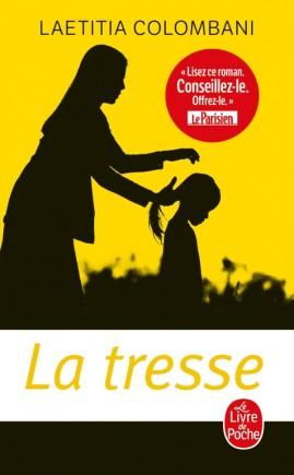 """""""La tresse"""" de Laetitia Colombani. Chroniques de livres et conseils de lecture par MLBA."""